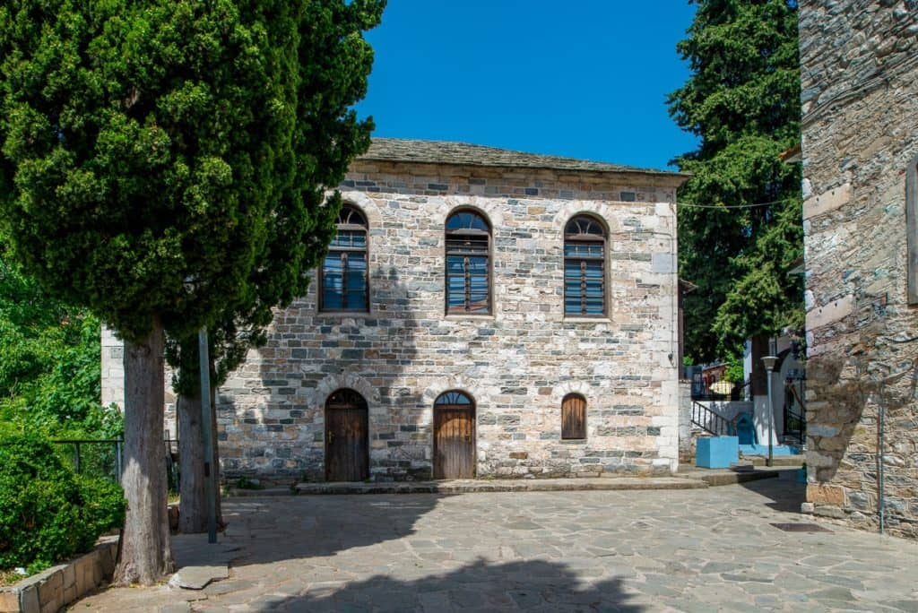 what to visit in thassos