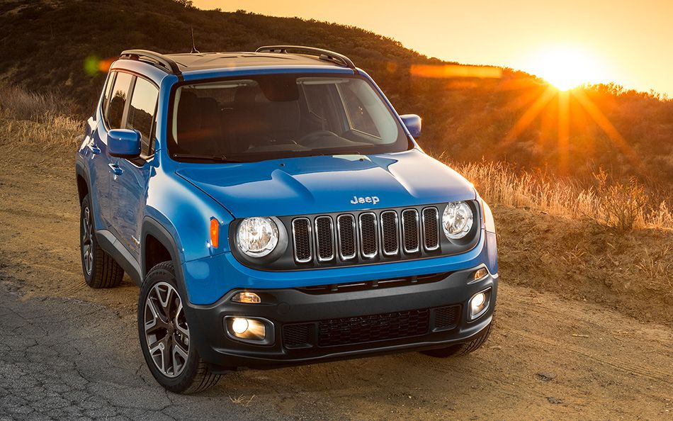 jeep renegade blue