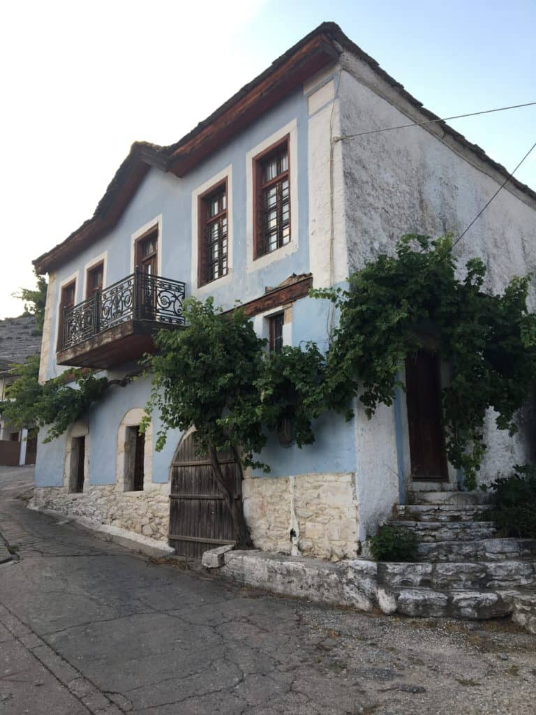 charming macedonian house in Theologos