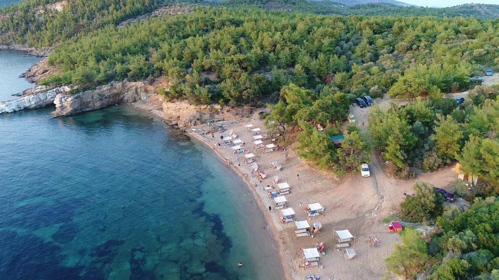 salonikios-beach