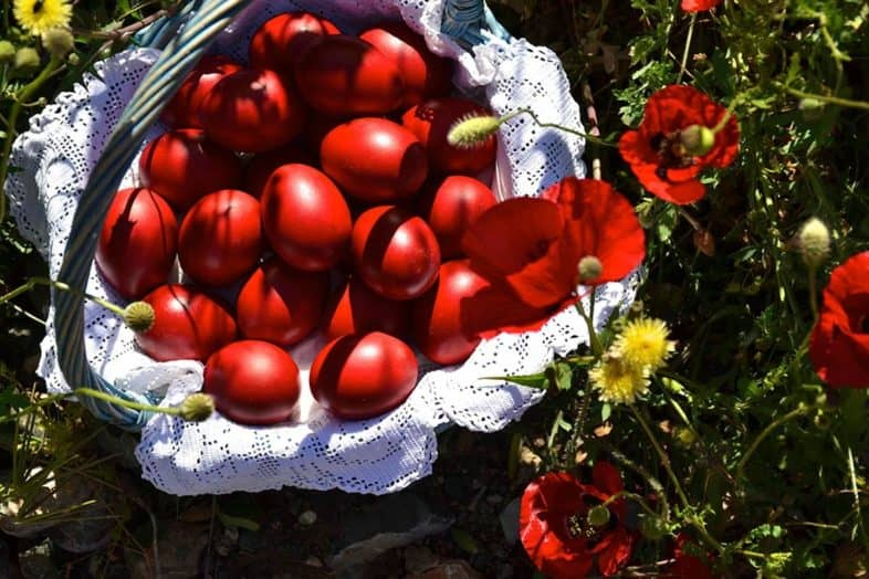 Easter in Thassos
