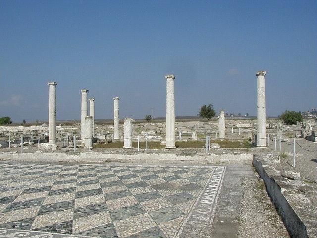 Pella archaeological site