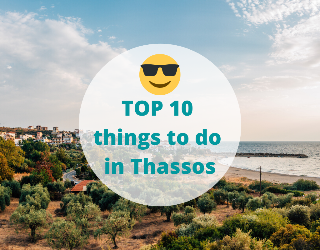 top 10 things to do in thassos