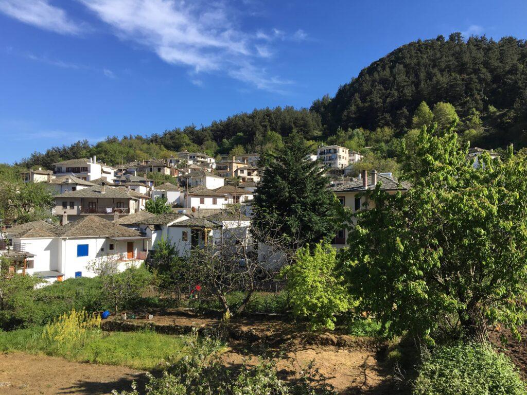 Panagia-village