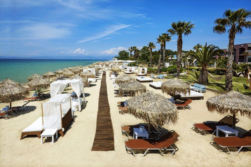Ilio Mare beach