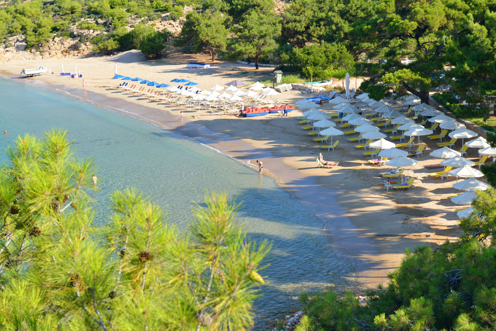 best reviewed 5star hotels of thassos