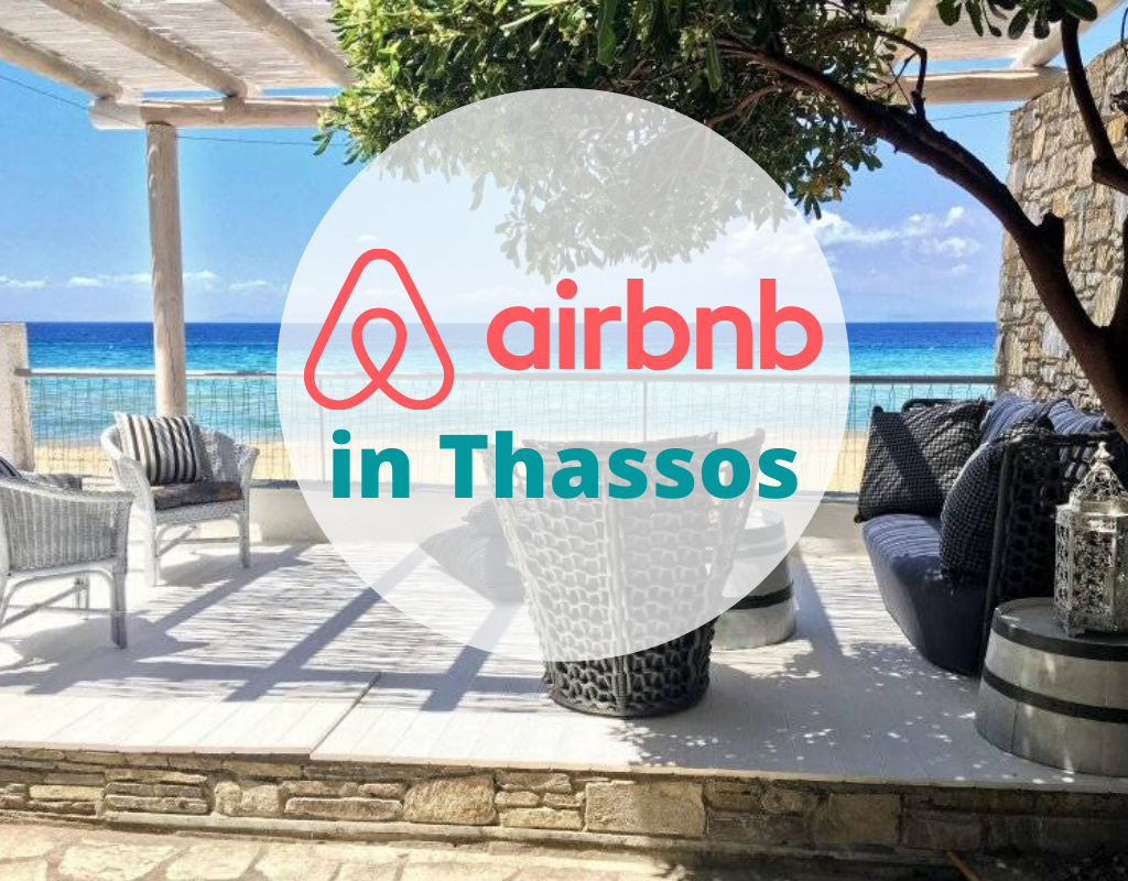 airbnb in Thassos