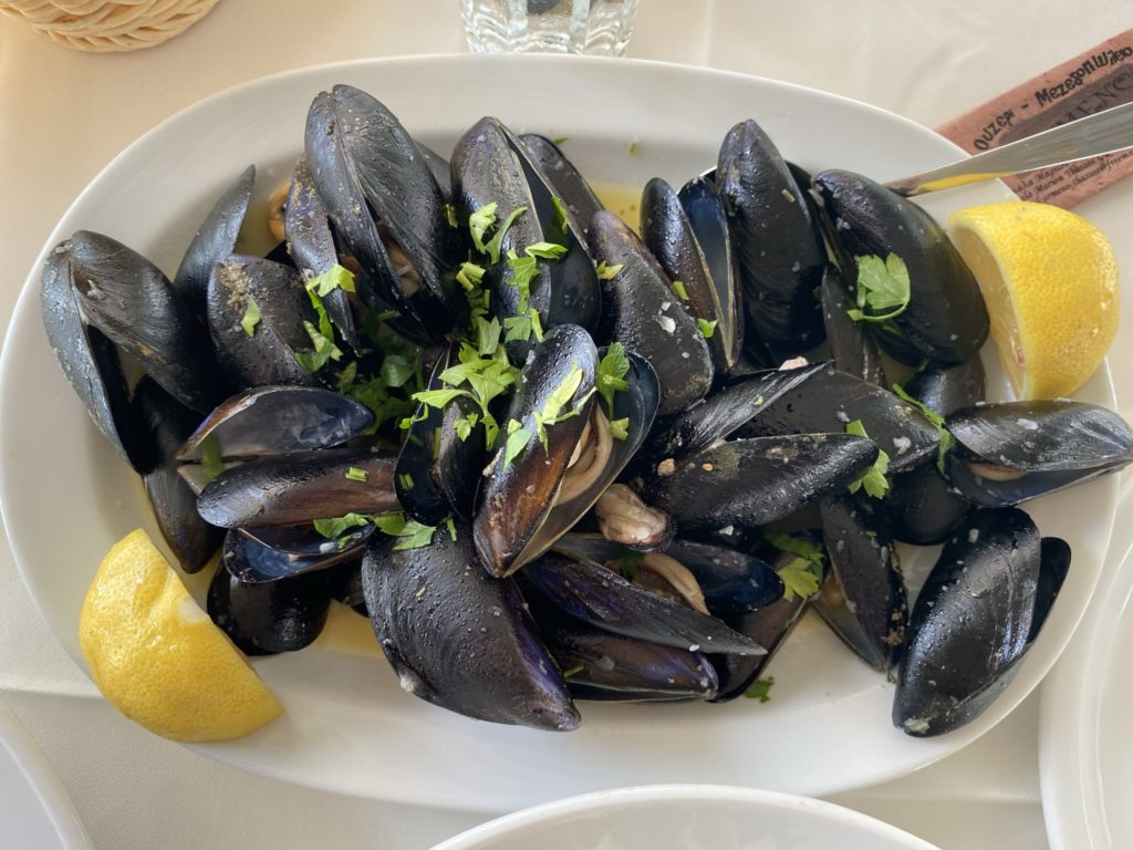 mussles by armeno