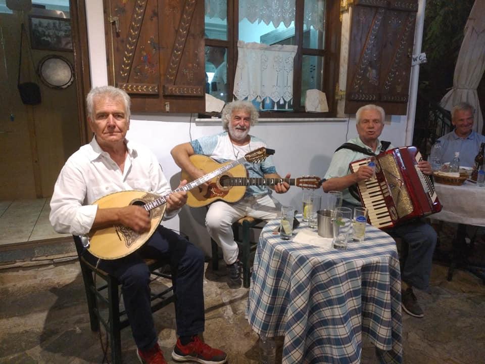 greek musician