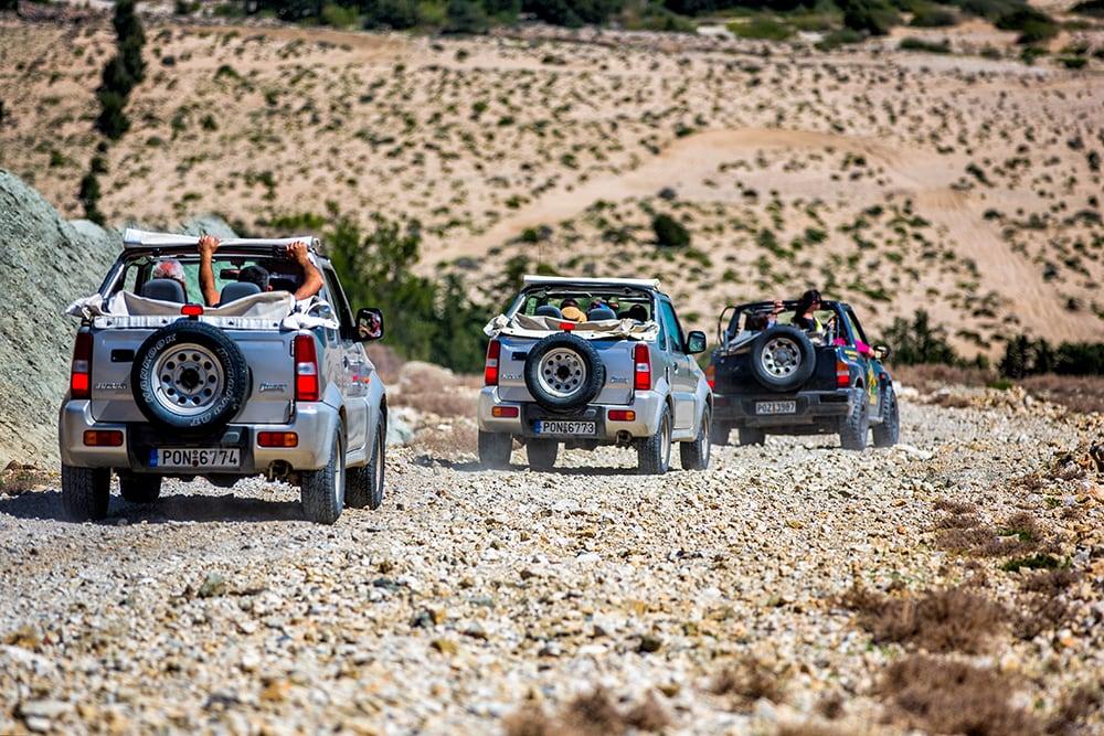 Thassos Jeep Safari