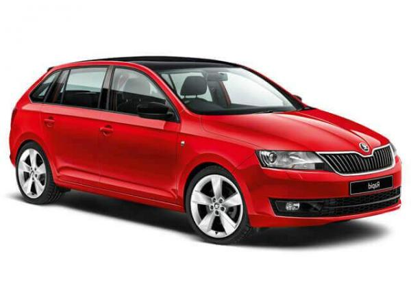 Skoda Rapid Spaceback 1,4 Automatic